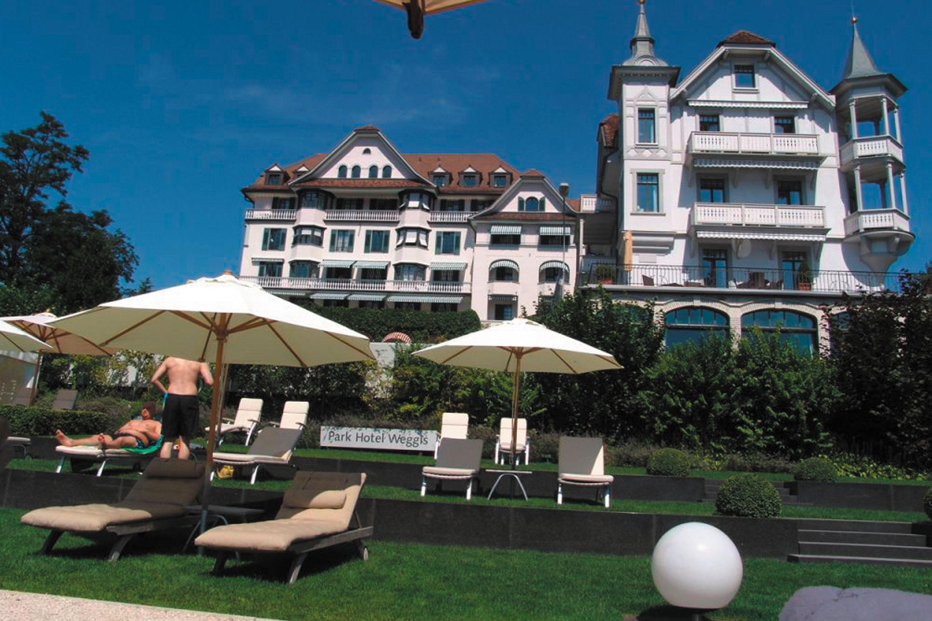 Schweizer Hotels Im Jahres Ranking World Of Wellness