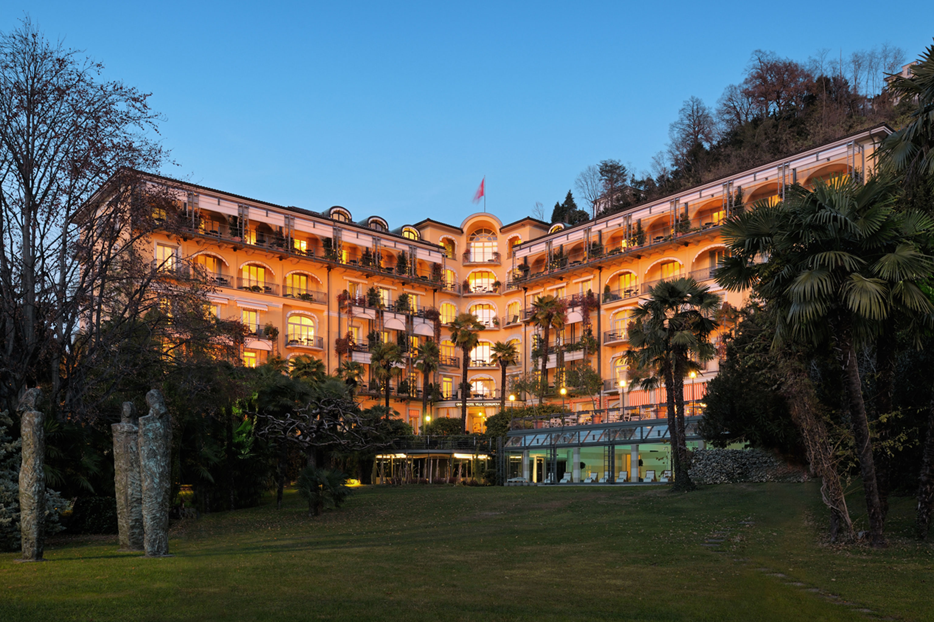 Villa Castagnola Hotel Lugano