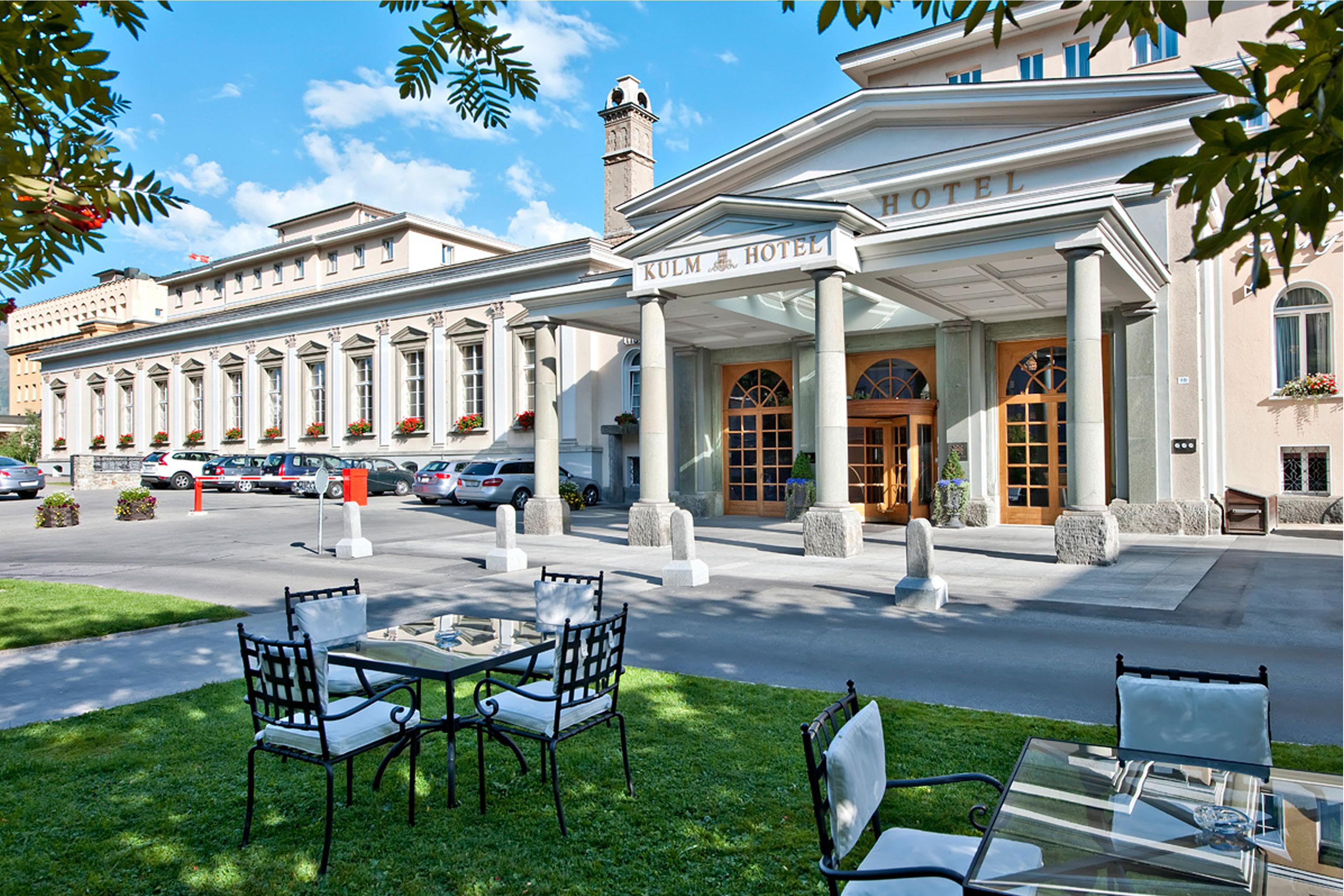 Palace Hotel St Moritz Bilder