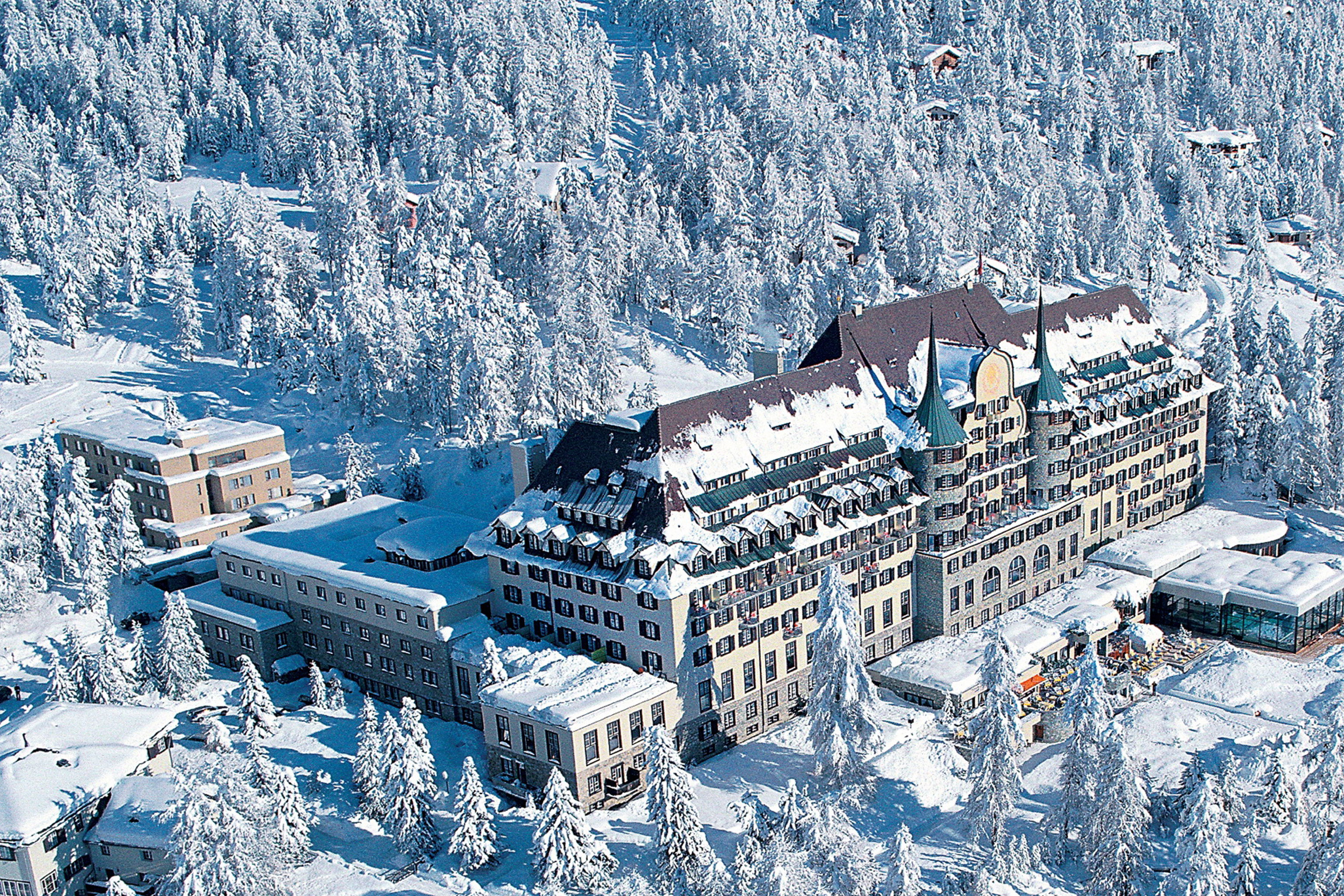 Suvretta House St Moritz World Of Wellness