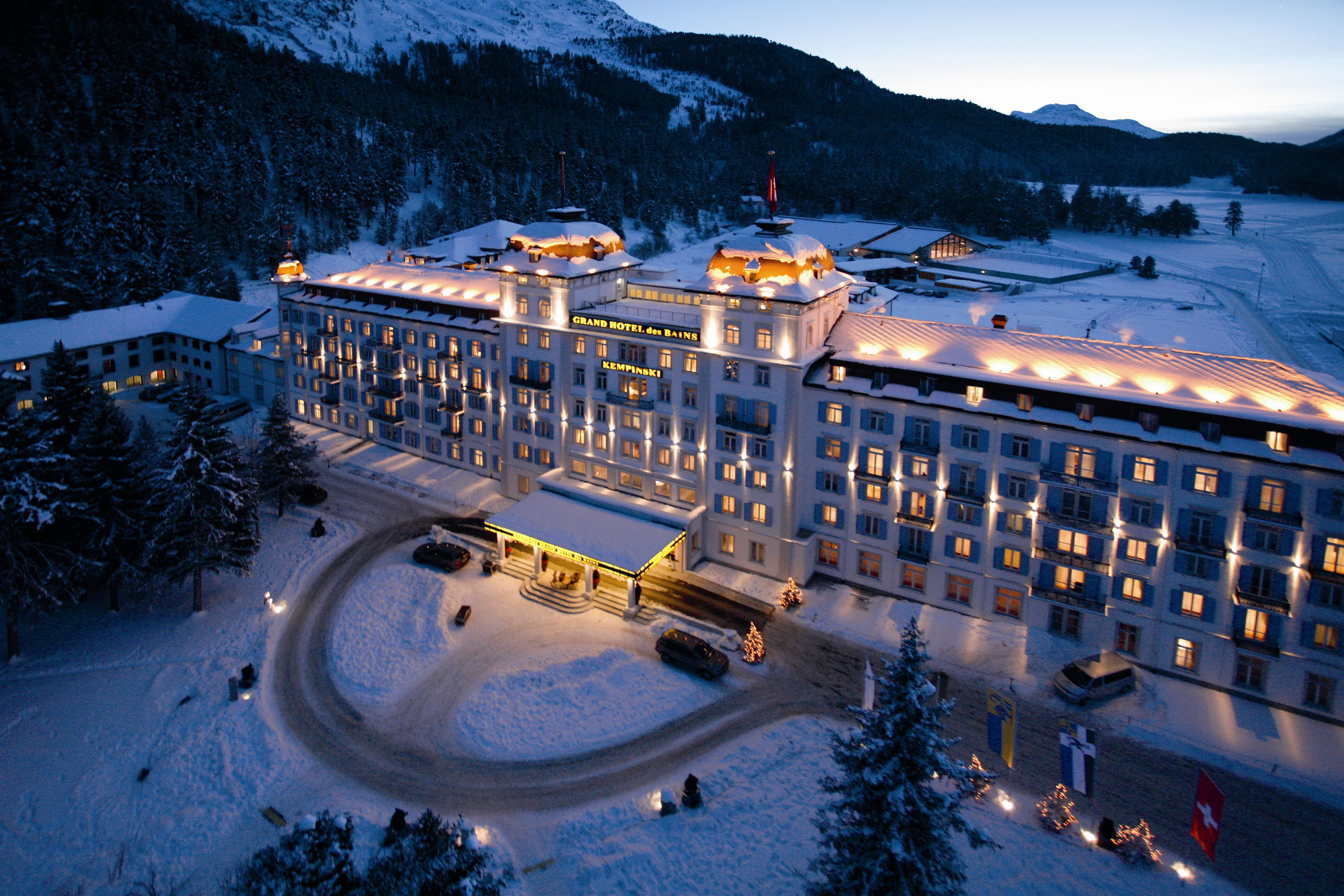 Kempinski grand hotel des bains st moritz world of for Grand hotel des bain