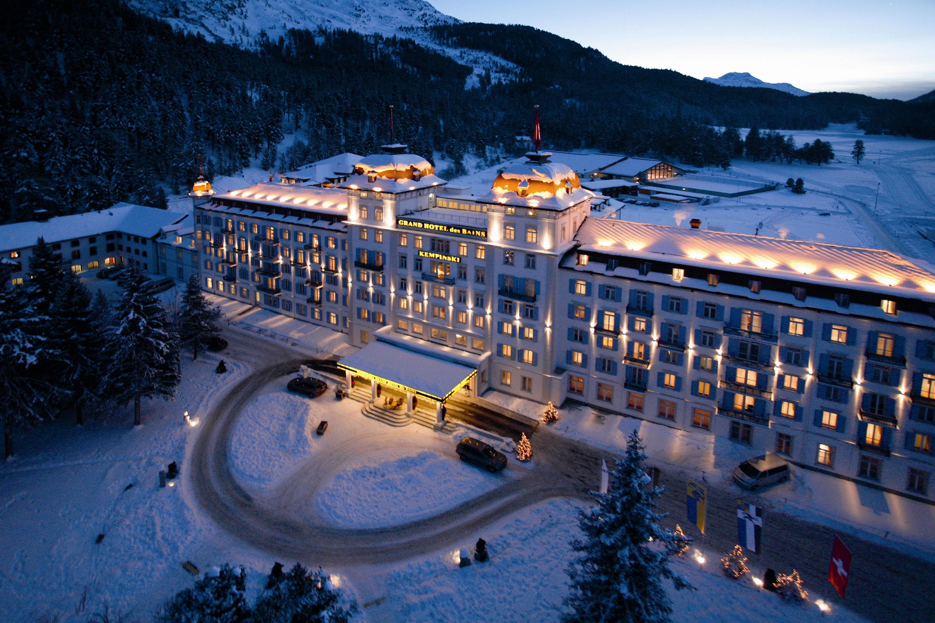 Kempinski grand hotel des bains st moritz world of for Grand hotel des bains 07