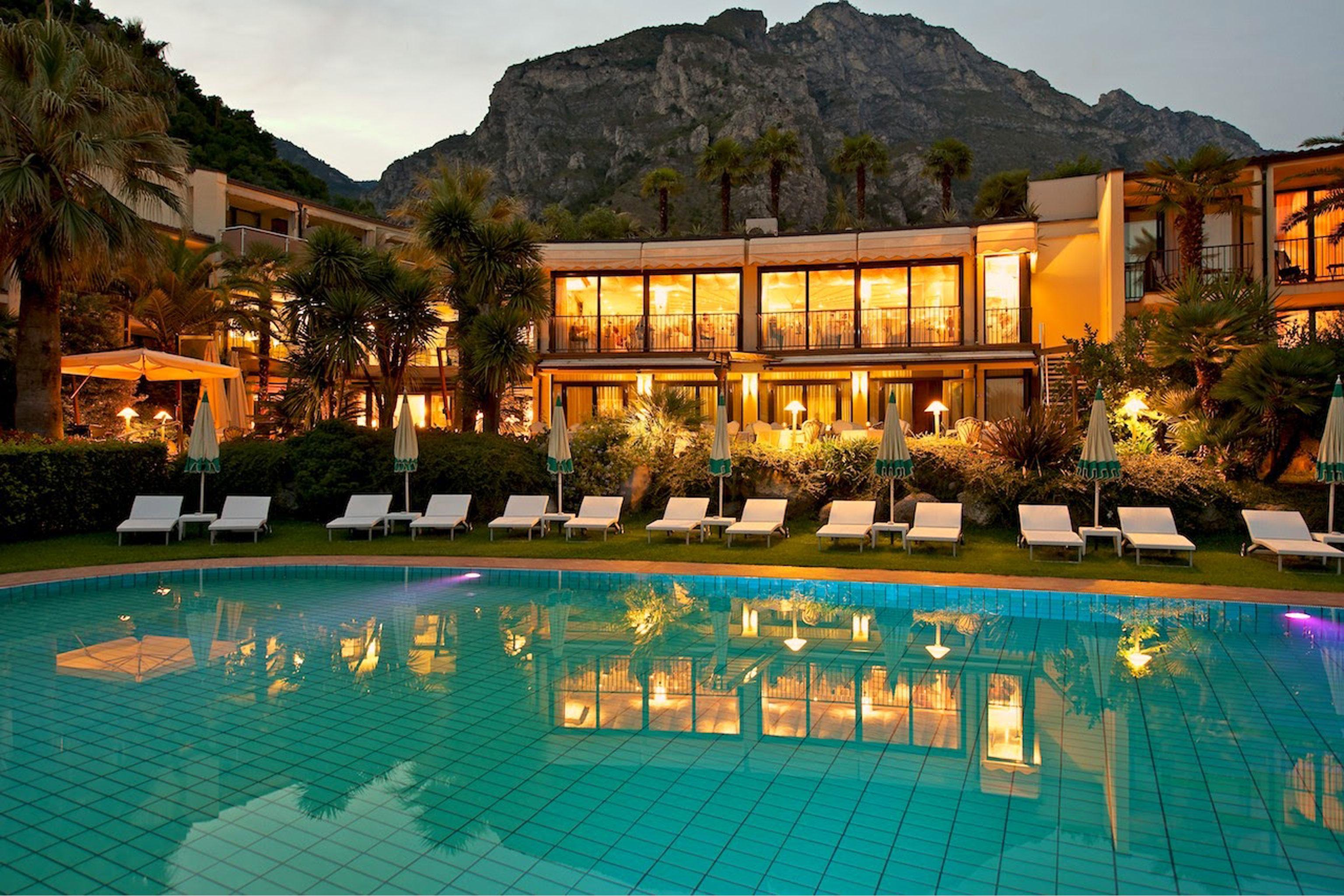 Hotel Park Imperial Limone Sul Garda