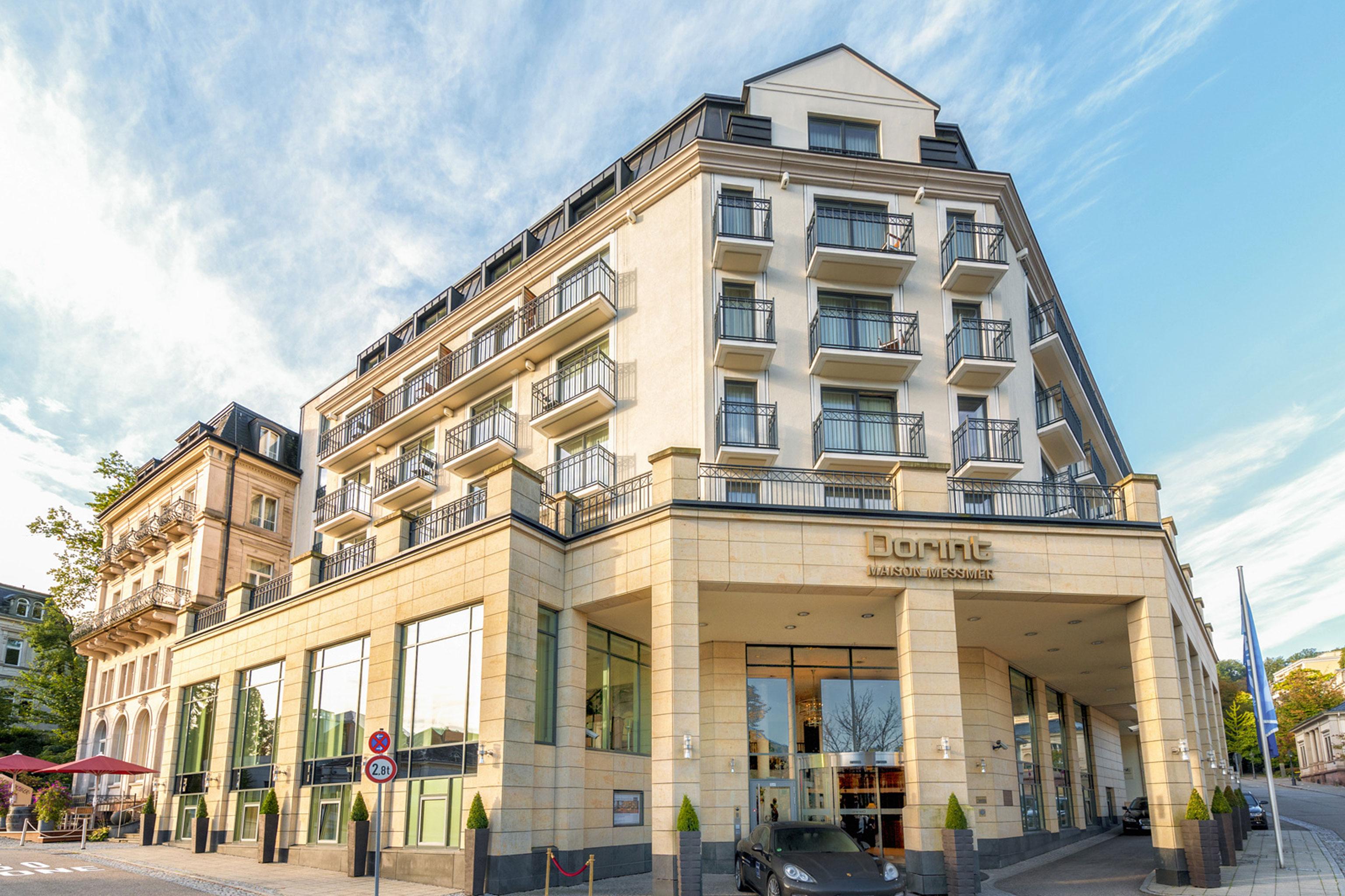 Dorint Hotel Baden Baden Adresse
