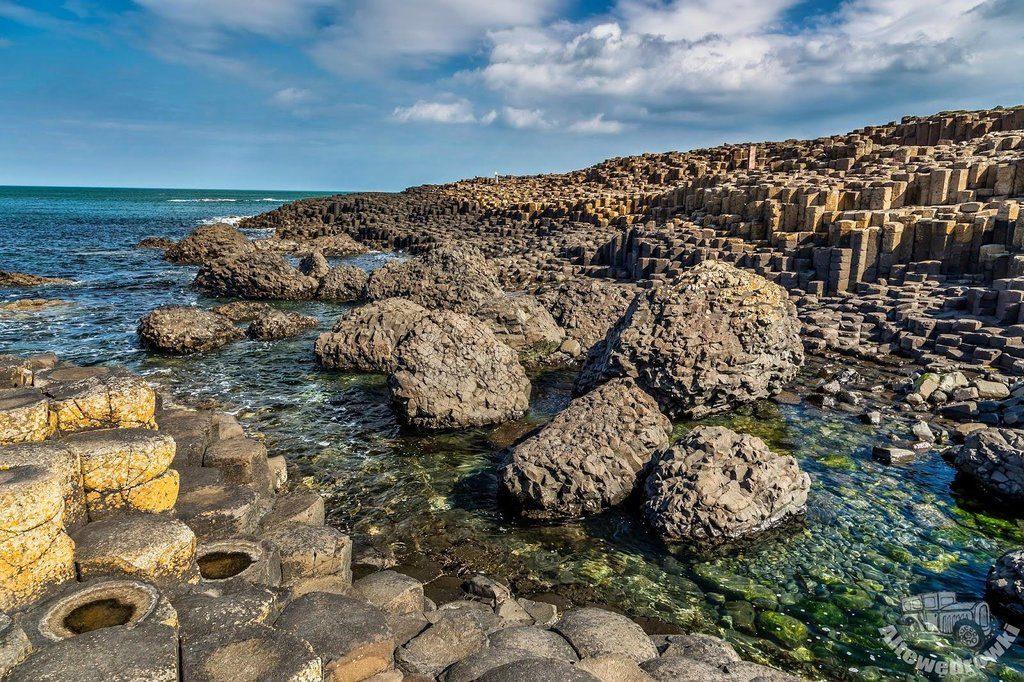 Giant's Causeway Trip Advisor UNESCO Reisen