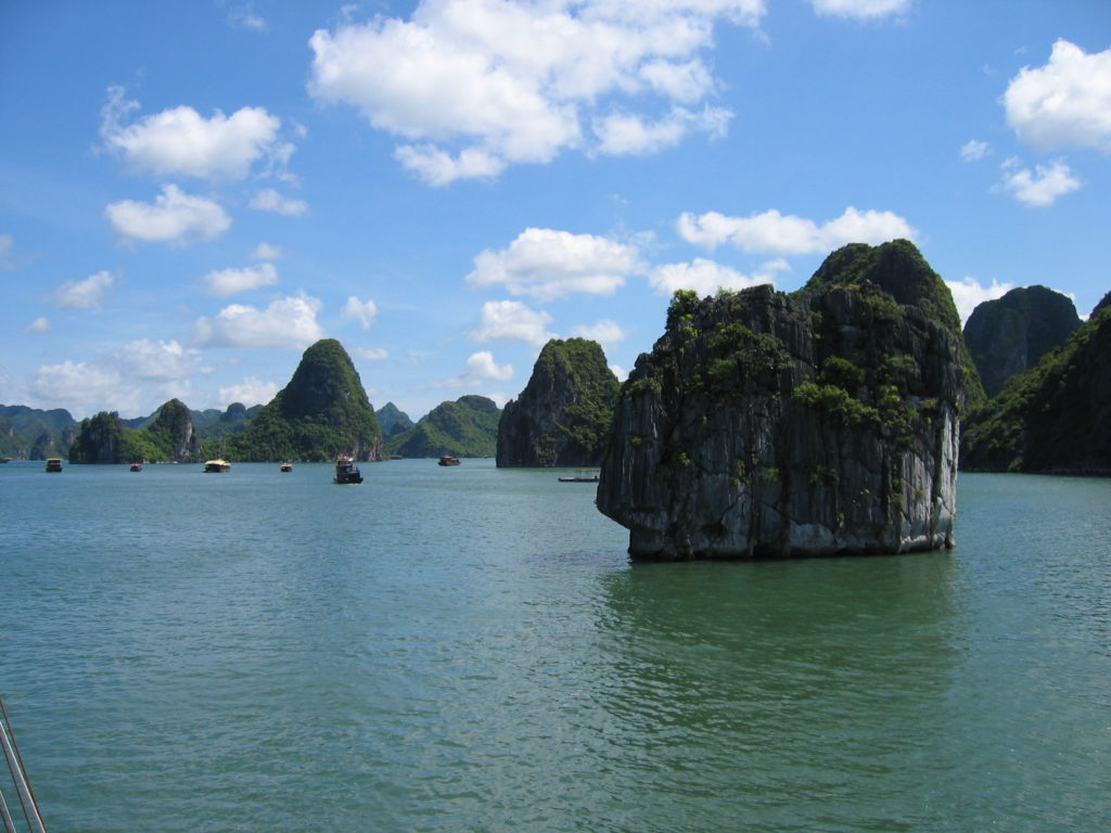 Ha Long Bucht Vietnam Trip Advisor UNESCO Reisen