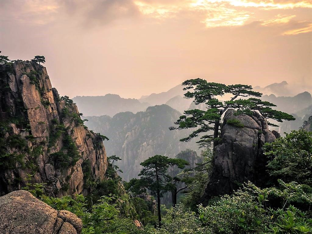Mt. Huangshan Trip Advisor UNESCO Reisen China