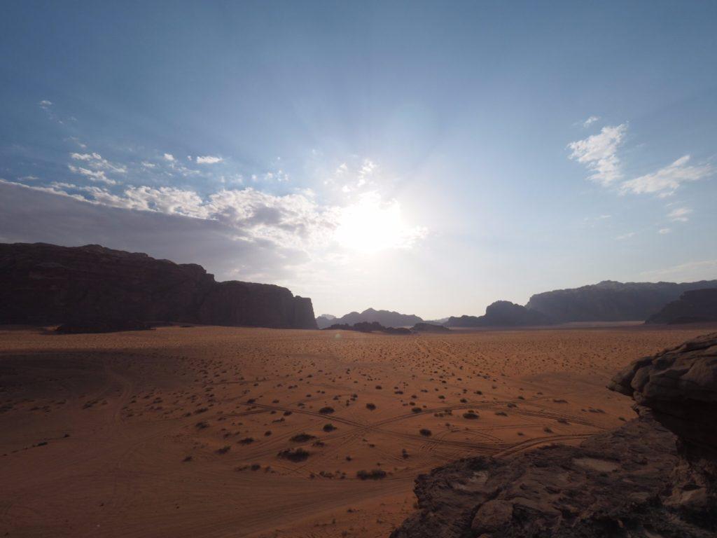 Wadi Rum Jordanien UNESCO Trip Advisor Reisen