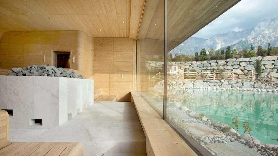 Alpenresort Schwarz Wellness