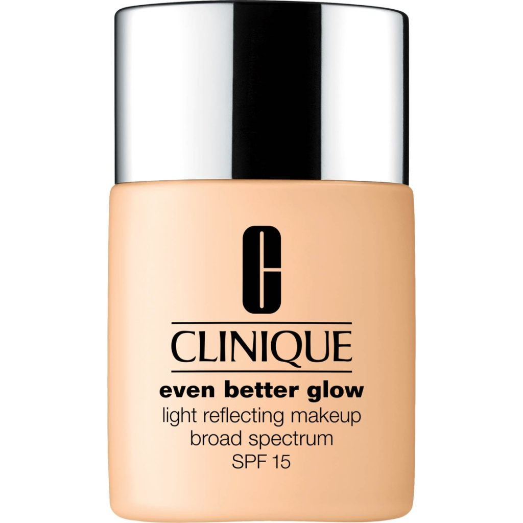 Clinique even better glow reflection make up