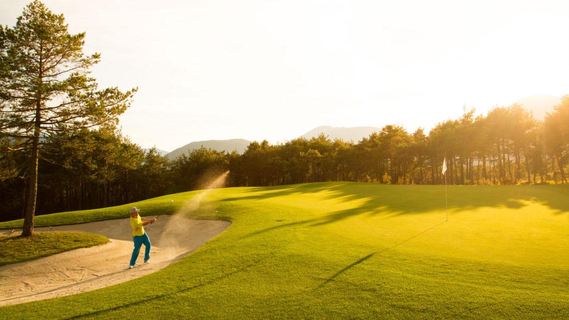 Schwarz Golf Sport