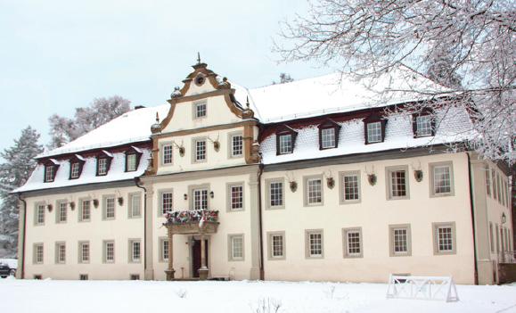 Schlosshotel Friedrichsruhe Waldhotel