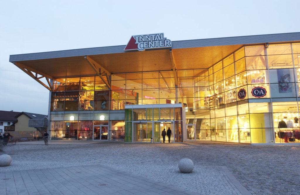 Inntalcenter Telfs Einkaufen Shopping