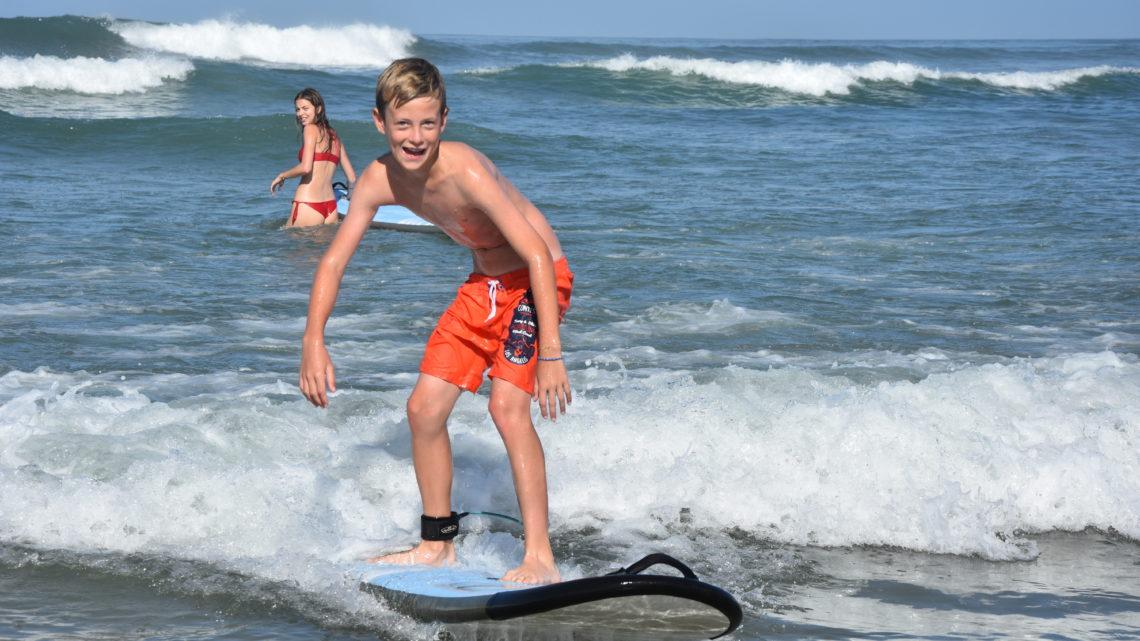 Costa Rica Reisen Urlaub Surfen Lessons