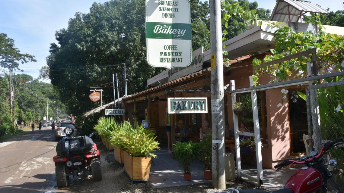 Costa Rica Urlaub Reisen Stadt Haus Bakery