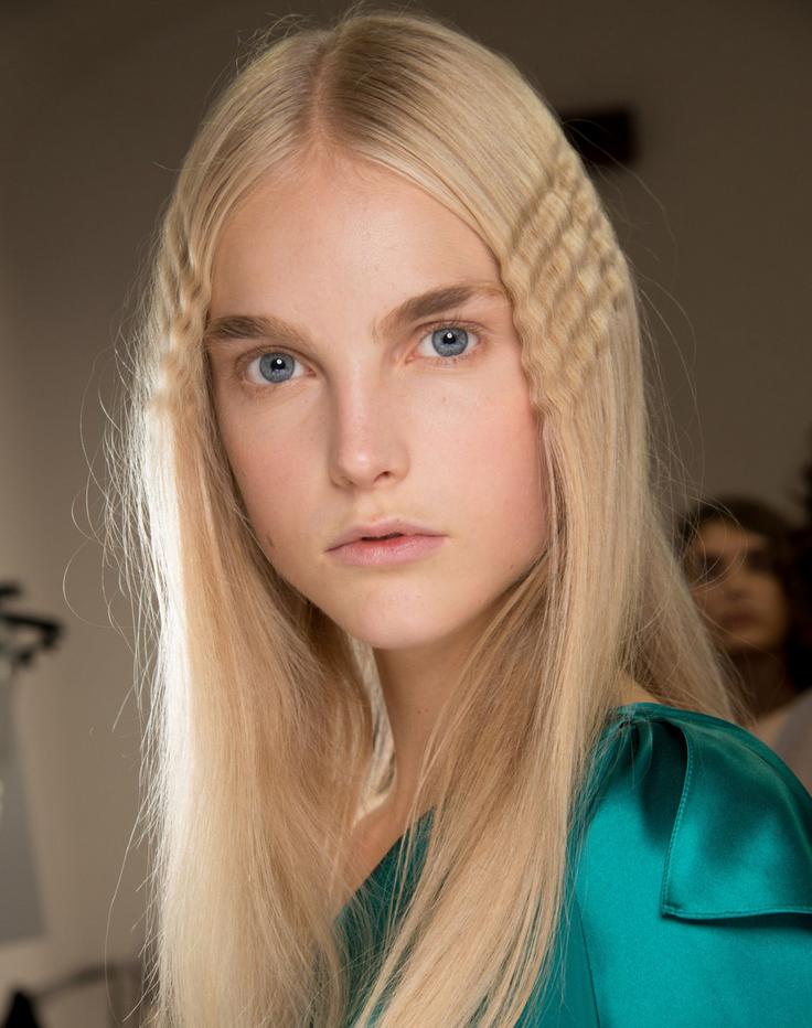 Gekrepptes Haar Krepp Frisurentrends 2018 Trends