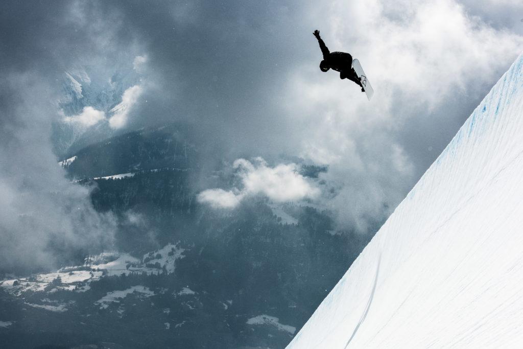 Iouri Podladtchikov Snowboard Halfpipe Olympics Sturz Pyeongchang 2018