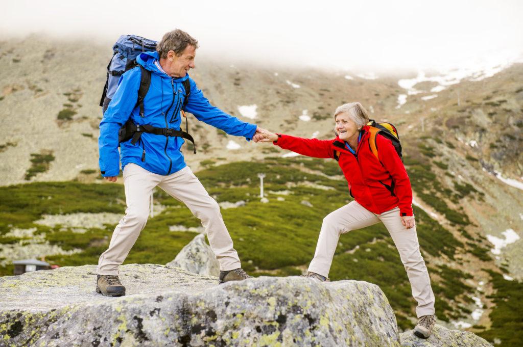 Rückenschmerzen Outdoor Tipps