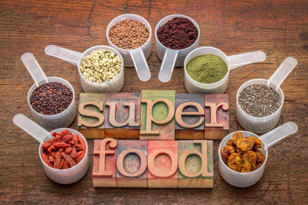 Superfoord Vital Ernährung Gesund Healthy