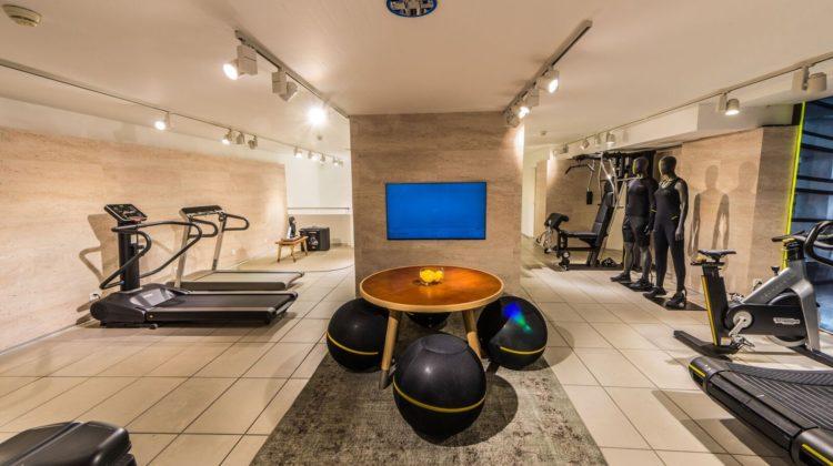 Eröffnung Technogym Paradeplatz Zürich Wellness Fitness