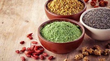 Superfood Vital Healthy Gesund Ernährung