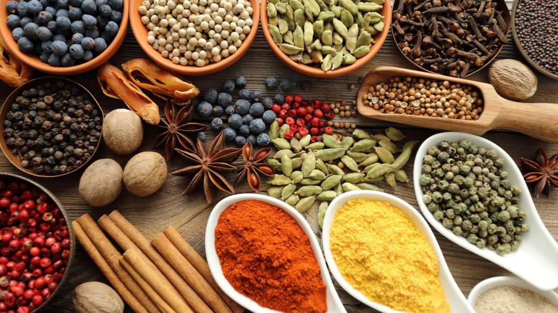 Stoffwechsel Power Gewürze Superfood Metabolic Balance