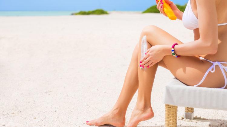 Sonnenschutz Sonnencreme Sonnenbrand Nachsorge Tipps
