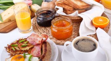 Brunch Frühstück Gewohnheit Lebensstil Gesundheit