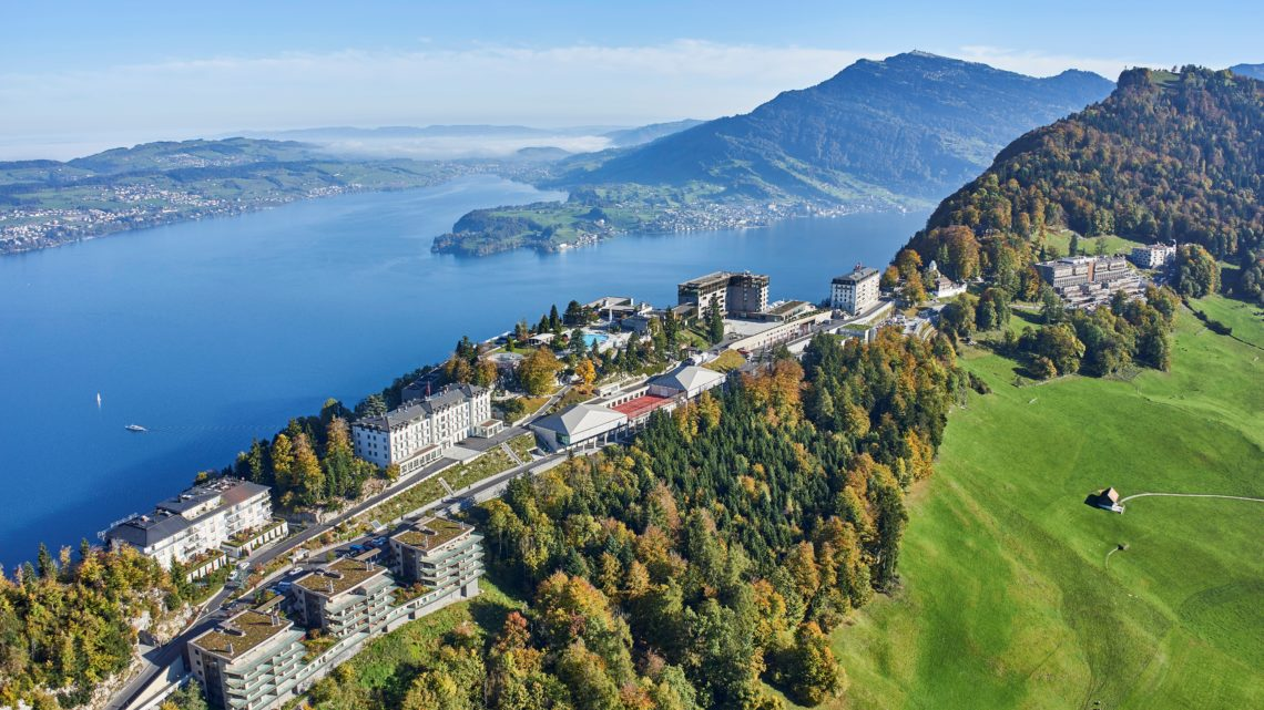 Bürgenstock Resort Alpine Spa Infinite Muttertag Pfingsten Angebote