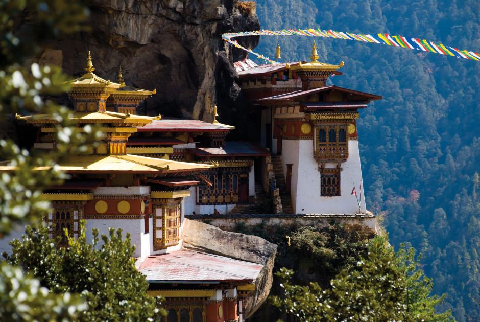 Magisches Bhutan Hotelplan Royal Reisen