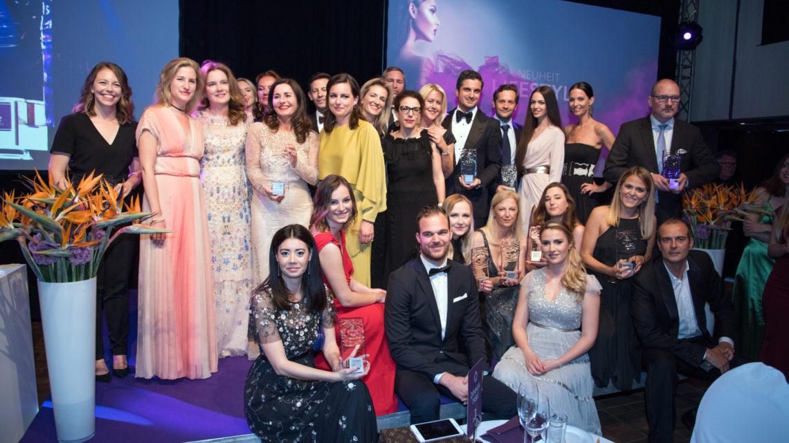 Duftstars Schweizer Parfumpreis 2018 Auszeichnung Düfte Damen und Herren