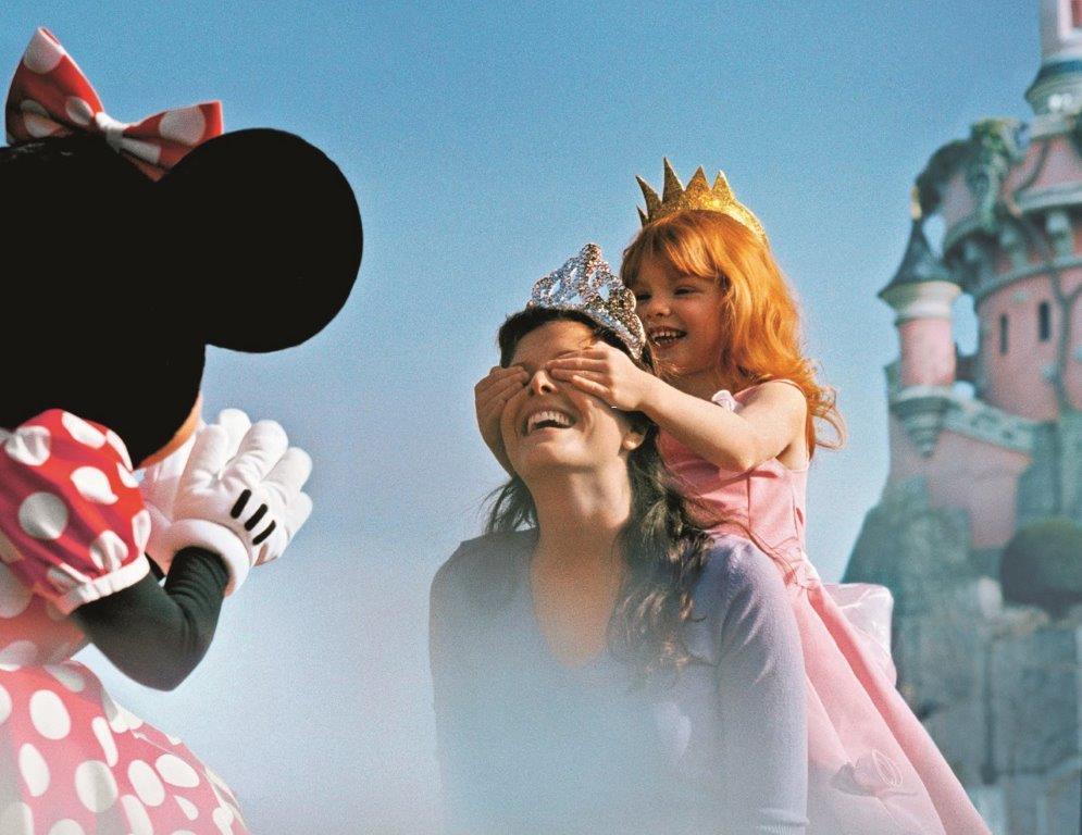 Disneyland Paris Prinzessinnen Royale Hochzeit Träume