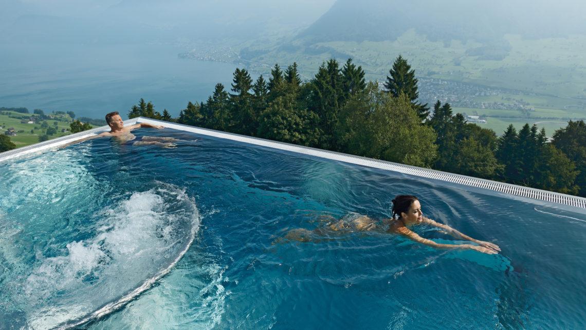 Schweiz Tourismus Villa Honegg Ferien in der Schweiz Wellness