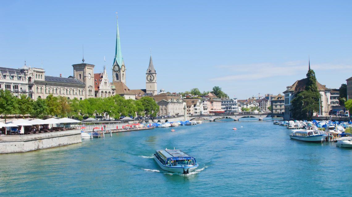Schweiz Tourismus Zürich Ferien in der Schweiz
