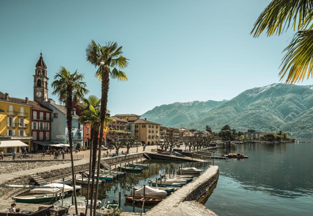 Schweiz Tourismus Land Ferien Tipps Fakten Ascona