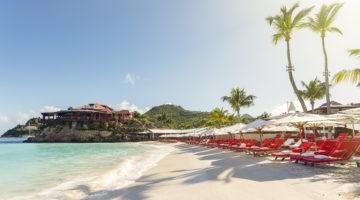 Eden Rock Hotel St. Barths Neueröffnung Re-Opening Hurricane Irma