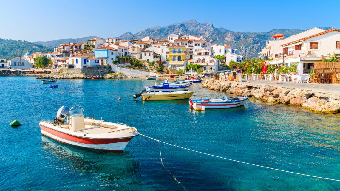 Griechenland Bootsferien Click & Boat