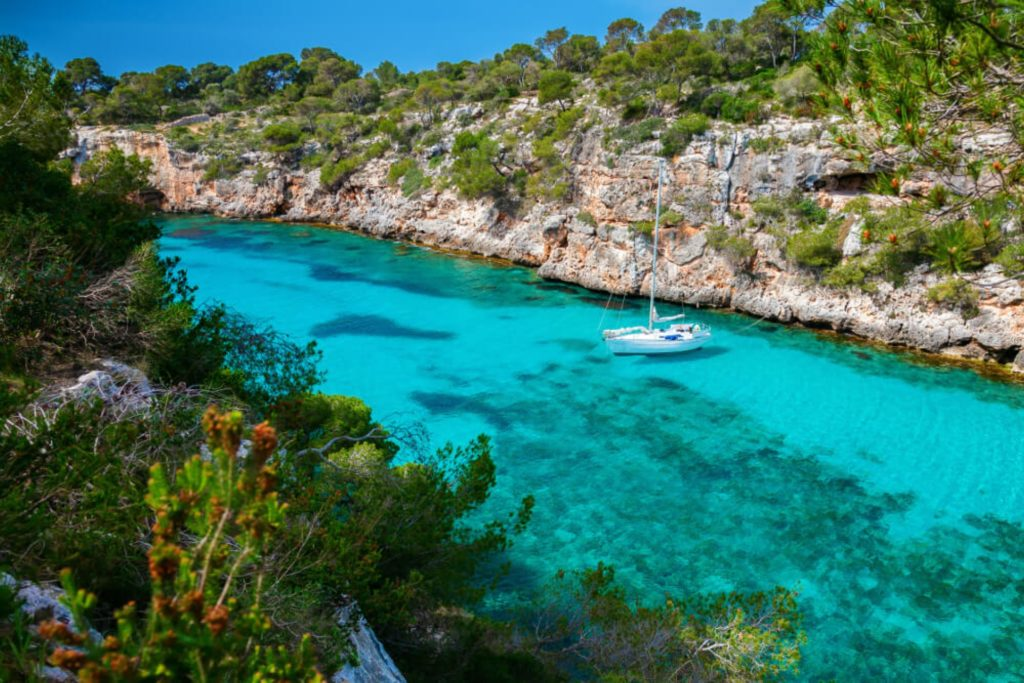 Mallorca Bootsferien Click and Boat