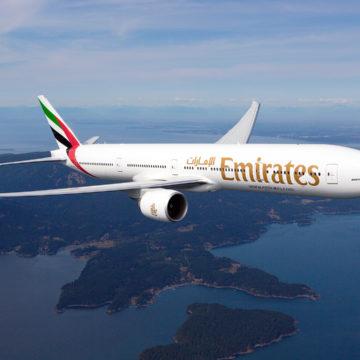 Emirates Reisen Boeing