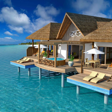 Reethi Faru Resort Maldives Malediven Reisen