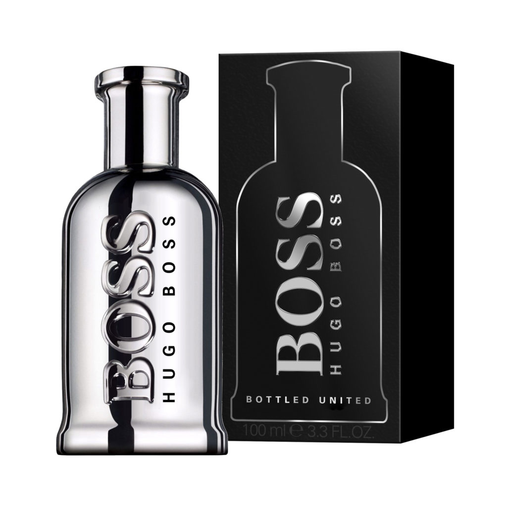 Duft des Sommers Sommerduft Parfum Boss Bottled United Soccer