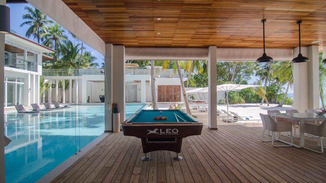 Amilla Fushi Malediven Resort