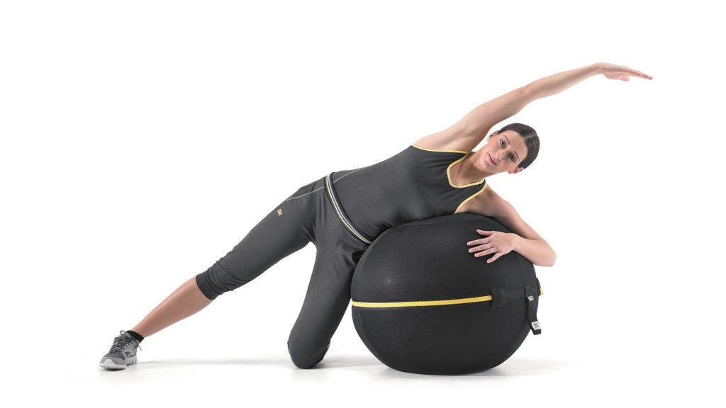 Wellness Ball Active Sitting Gewinnspiel