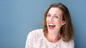 Frau Mitte 30 Anti Aging Beauty Tipps Haut
