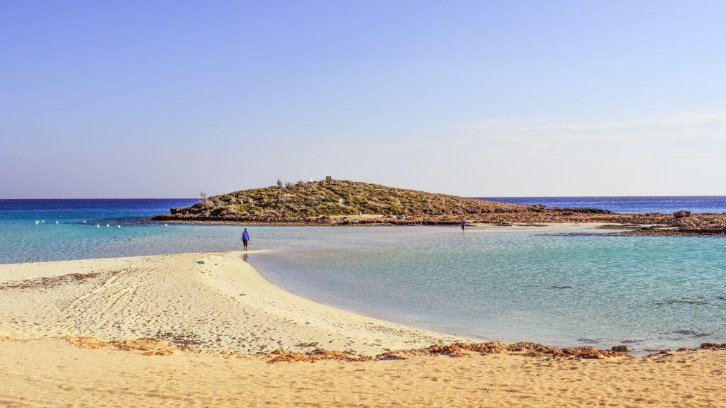 Nissi Beach Zypern