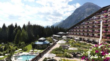 Interalpen-Hotel Tirol Tyrol
