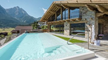Hotel Post Lermoos Post Alpin Spa Wellness