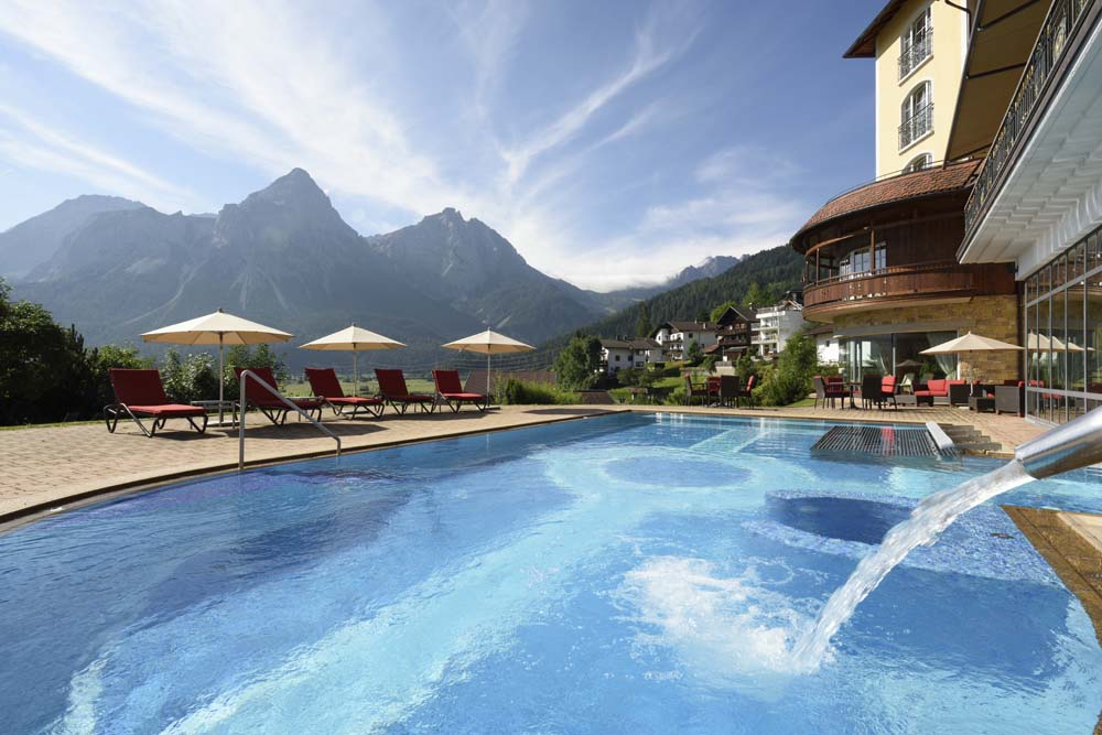 Hotel Post Lermoos Post Alpin Spa Tirol Wellness
