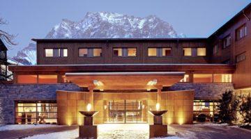 Mohr life resort Aussen Winter