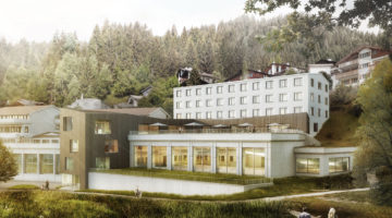wellnessHostel3000 & Aua Grava Eröffnung Laax Hallenbad Wellness Hostel
